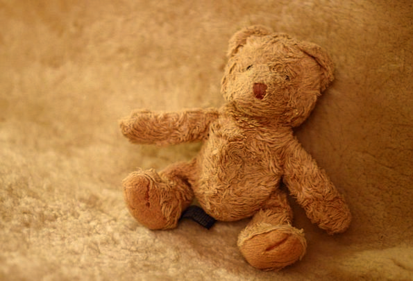 Teddy Bear Teddy Stuffed Animal Children Broods Be