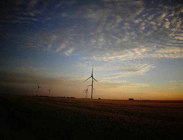 Clouds Vapors Vacation Sundown Travel Wind Power S