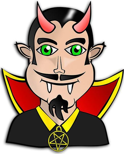People Public Fiend Vampire Parasite Devil Evil Dr