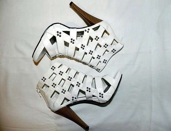 High Tall Repair Heels Repairs Heel White Snowy Sh