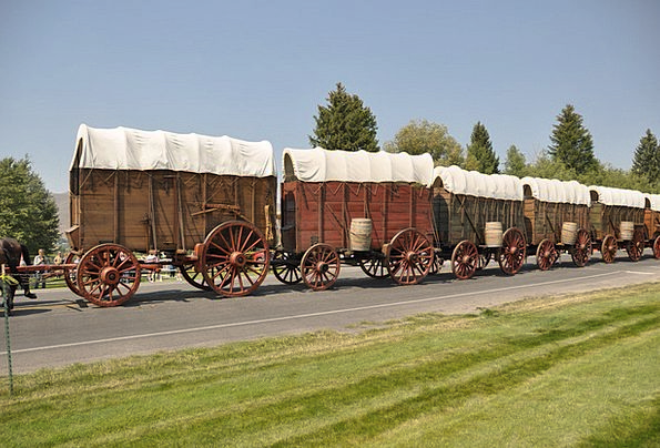 Waggons Cowhands Western Cowboy movie Cowboys Pion