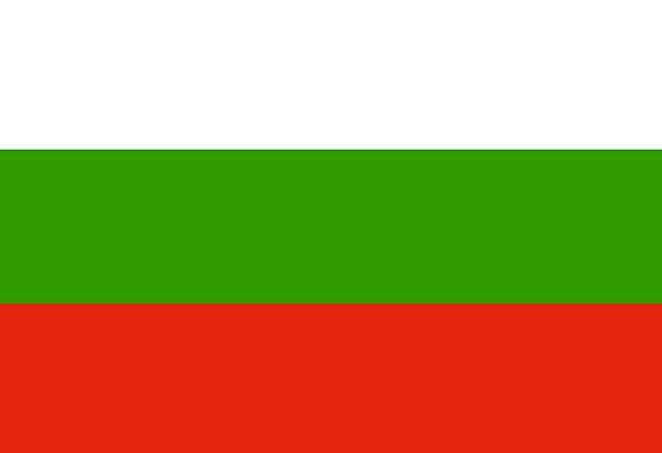 Bulgaria Standard Civil Public Flag Tricolour Stat
