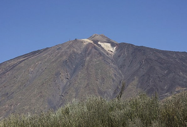 Park Common Nationwide Of The National Teide