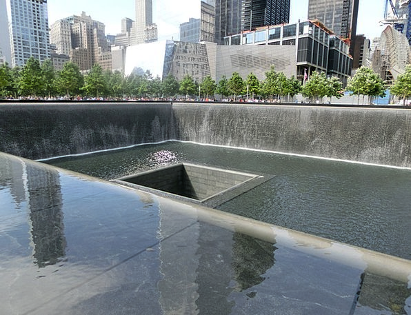 Ground Zero Buildings Memorial Architecture Usa Mo