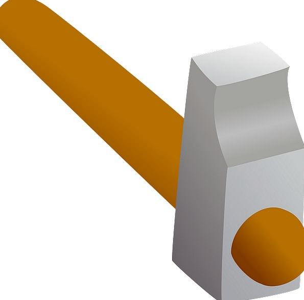 Hammer Mallet Instrument Handle Grip Tool Carpentr