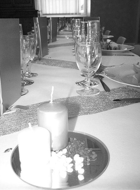 Table Bench Rite Decoration Beautification Ceremon