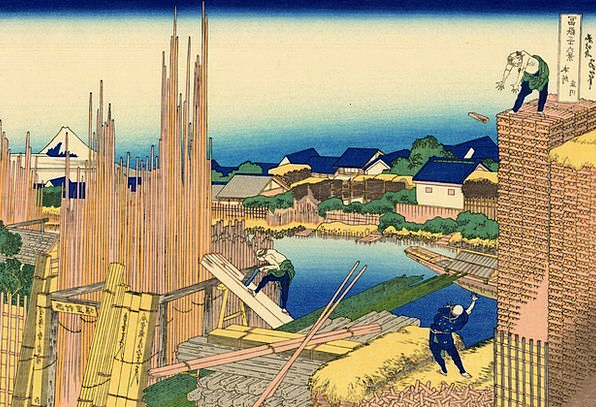 Japan Buildings Community Architecture Rural Count