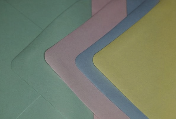 Colorful Interesting Light Pastellfarben Pastel En