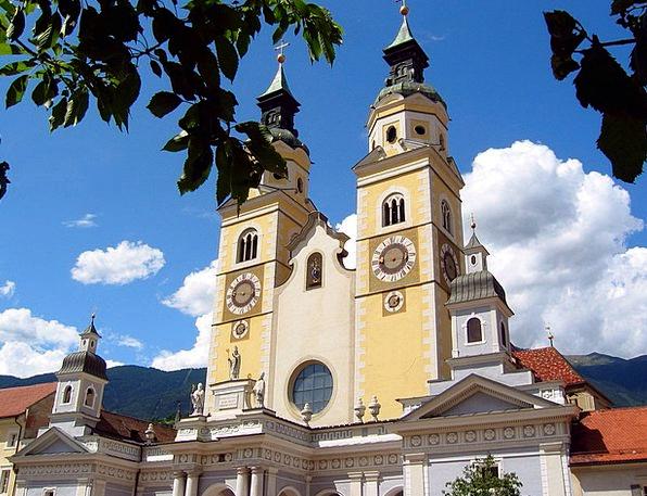 Dom Church Ecclesiastical Bressanone