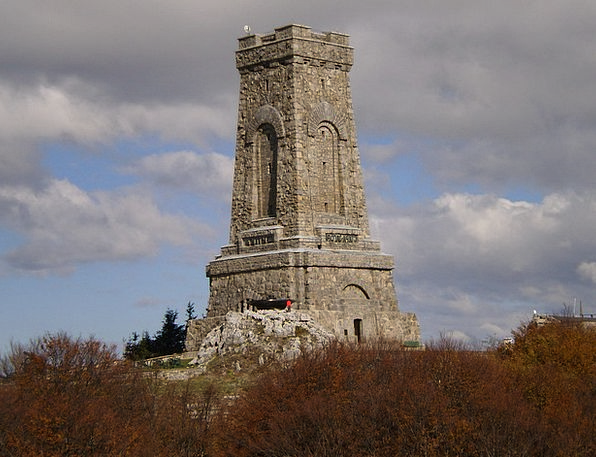 Shipka Buildings Architecture Monument Memorial Bu