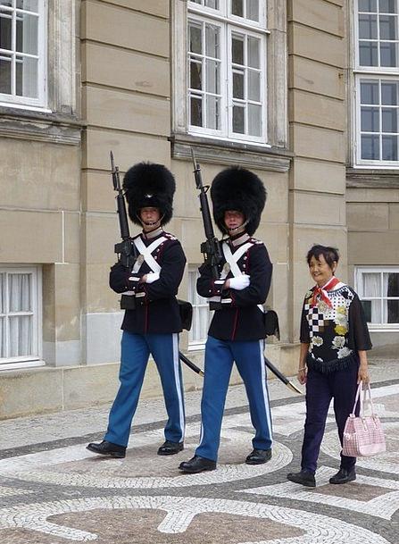 Copenhagen Protectors Uniforms Liveries Guards Par