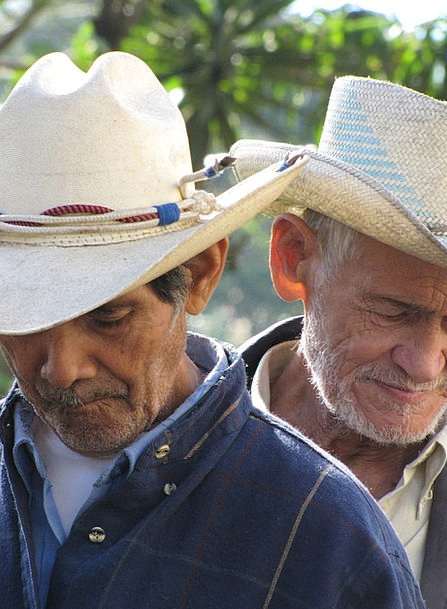 Cowboys Cowhands Western Cowboy movie Honduras Men