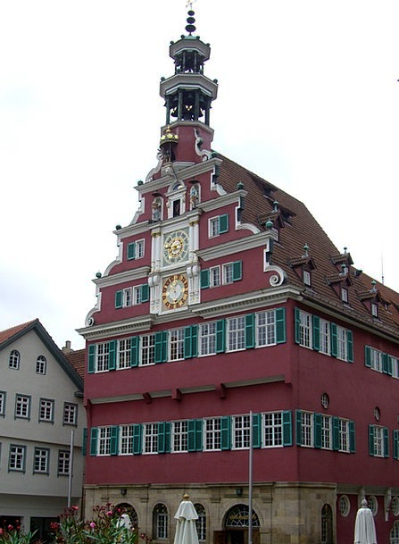 Old Town Hall Buildings Architecture Tower Barbica