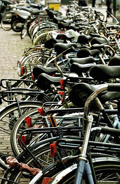 Amsterdam Saddle Burden Bicicletes