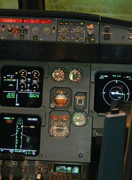 Cockpit Arena Traffic Airplane Transportation Fitt