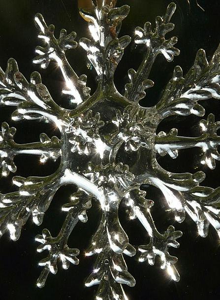 Star Interstellar Snow Ice Crystal Snowflake Chris