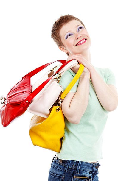 Adult Mature Fashion Basket Beauty Bags Belongings
