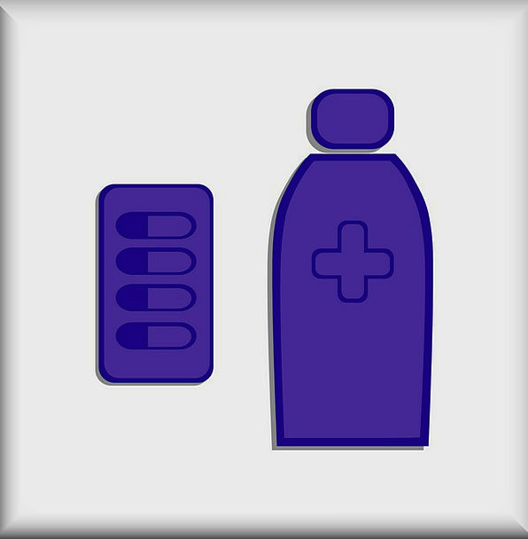 Pharmacy Drugstore Medical Ability Health Symbol F