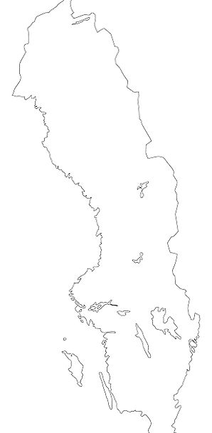 Sweden Chart Country Republic Map Europe Free Vect