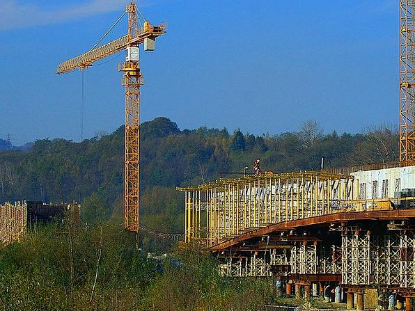 Crane, Hoist, Buildings, Hoists, Architecture, The Design Of The