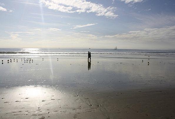 Beach Seashore Vacation Latin-based Travel Kiss Ca