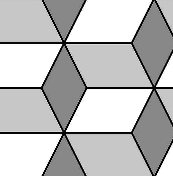 Pattern Textures Rhombus Backgrounds Cubes Dices D
