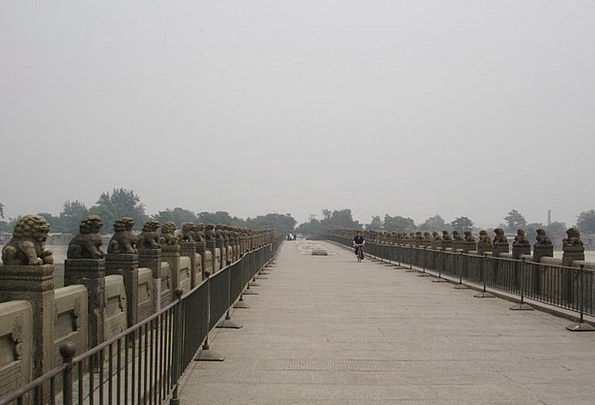 China Porcelain Bridge Bond Beijing Marco Polo Bri