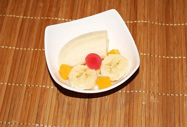 Dessert Pudding Drink Ovary Food Fruits Ovaries Fr