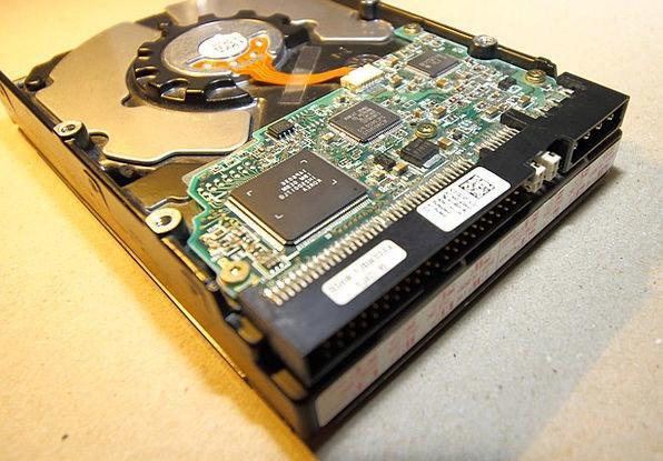 Hard Drive Communication Processor Computer Hardwa