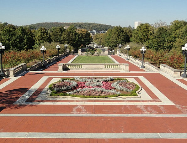 Kentucky Buildings Architecture Plaza Piazza Frank