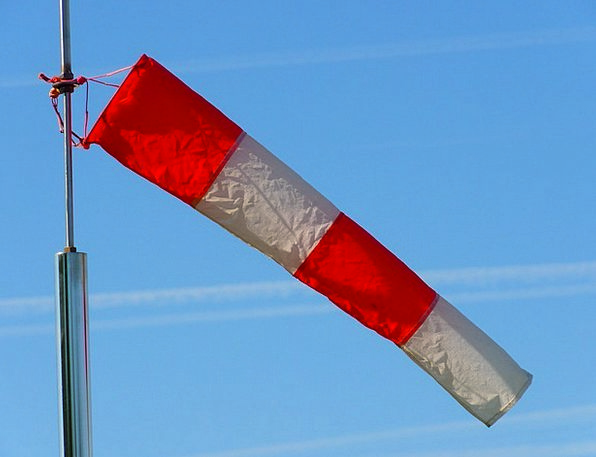 Wind Sock Anemometer Wind Direction Wind Breeze Ai