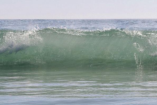 Wave Upsurge Vacation Travel Sea Marine Turquoise