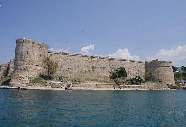 Girne Fortress Marine Maritime Castle