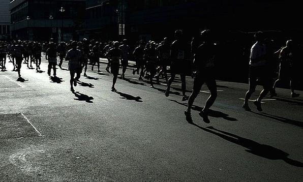 Marathon Lengthy Sporting Race Sports Hobby Run Tr