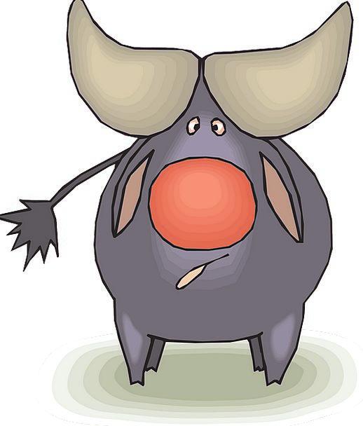 Bull Decree Physical Mammal Creature Animal Beef D