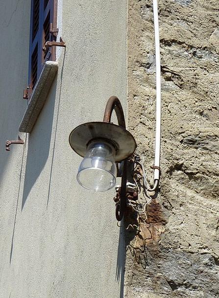 Street Lamp Bright Village Lighting Light Ticino