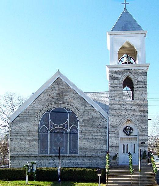 Church Ecclesiastical Urban Village Community Town