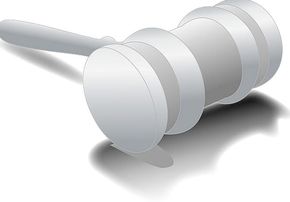 Gavel Mallet Judge Magistrate Hammer Judicial Just
