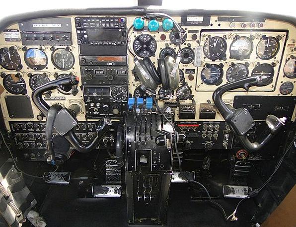 Plane Flat Timepiece Indicators Pointers Clock Con