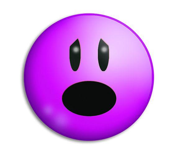 Fear Terror Shame C Pity Horrified Purple Elaborat