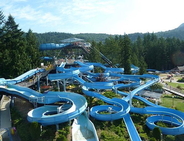 Slip Blunder Leisure Freedom Water Park Water Fun