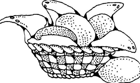 Breadbasket Bread Cash Bread Basket Rolls Reels Mu