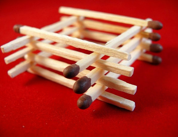 Matchsticks Competitions Burn Injury Matches Sulfu