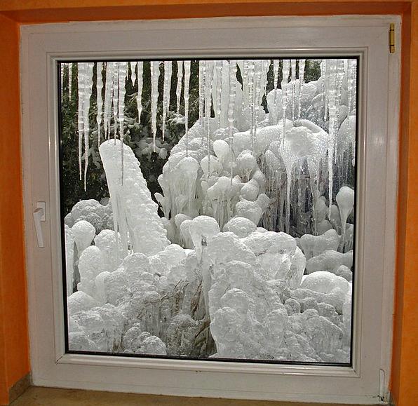 Winter Season Icicle Stalactite Ice Iceberg Freezi