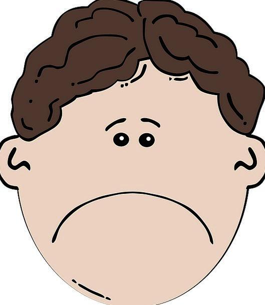Boy Lad Upset Distressed Sad Unhappy Emotion Feeli