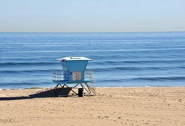 Lifeguard Lifesaver Vacation Travel Beach Seashore