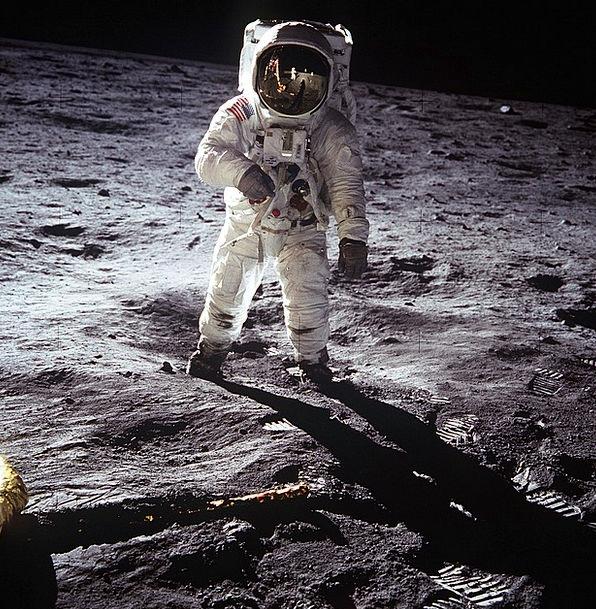 Moon Landing Nasa Apollo 11 Research Buzz Aldrin A