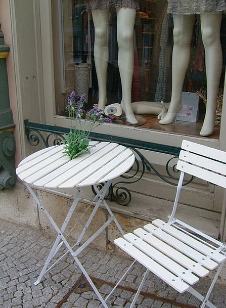 Garden Furniture Seat Chair Garden Table