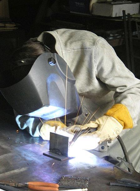 Welding Fusing Craft Manual Industry Trades Skills