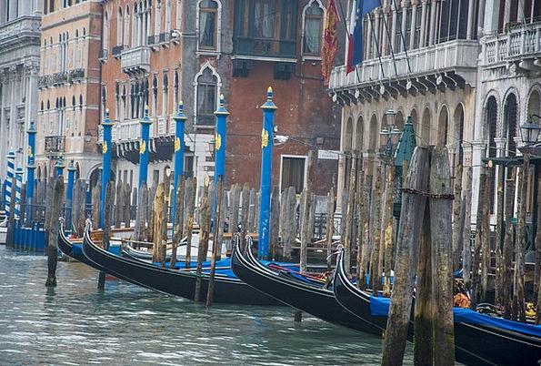 Venice Buildings Architecture Italy Canale Grande